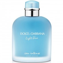 "Туалетная вода Dolce and Gabbana ""Light Blue Eau Intense Pour Homme"", 100 ml"
