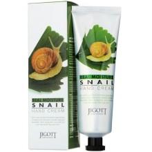 """Крем для рук Jigott """"Real Moisture Snail Hand Cream"""", 100ml"""