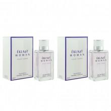 Наборы духов Eclat Woman, 2х50 ml (женский)