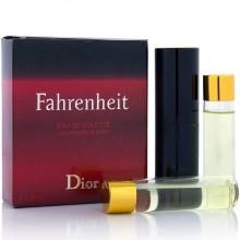 """Christian Dior """"Fahrenheit"""", 3x20 ml"""