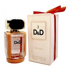 "Парфюмерная вода Fragrance World D&D 3 ""Dolce & Gabbana L'IMPERATRICE"", 75 ml"