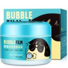 """Кислородная маска-пенка для лица """"Bisutang Bubble Film"""""""