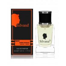 "Парфюмерная вода Silvana M 859 ""BALDESSARINI AMBRE"", 50 ml"