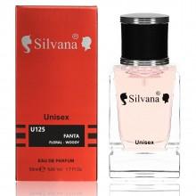 "Парфюмерная вода Silvana W 125 ""FANTA"", 50 ml"