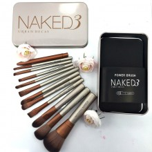 "Набор кистей для макияжа NAKED 3 ""Urban Decay"", 12 шт"