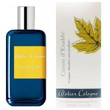 """Парфюмерная вода Atelier Cologne """"Citron D'erable"""", 100 ml"""