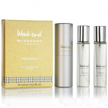 "Burberry ""Weekend"", 3x20 ml"