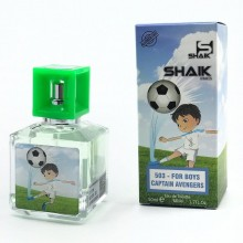 Shaik №503 For Boys Captain Avengers, 50 ml (для мальчиков)