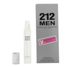 "Духи с феромонами Carolina Herrera ""212 Men"", 10ml"