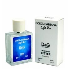 Тестер Dolce & Gabbana Light Blue For Women, 60 ml