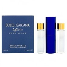 """Dolce And Gabbana """"Light Blue Pour Homme"""", 3x20 ml"""