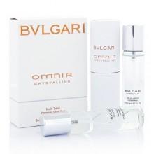 "Bvlgari ""Omnia Crystalline"", 3x20 ml"