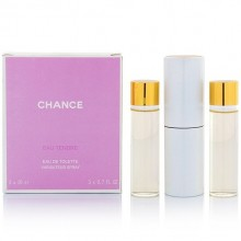 "Chanel ""Chance Eau Tendre"", 3x20 ml"