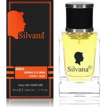 "Парфюмерная вода Silvana M 863 ""HERRA 212 MEN"", 50 ml"