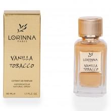 Lorinna Paris Vanilla De Tobacco, 50 ml