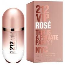 "Парфюмерная вода Carolina Herrera ""212 VIP Rose"", 80 ml"
