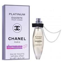 "Духи с феромонами Chanel ""Egoiste Platinum"", 30ml"