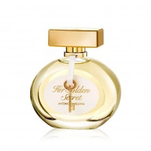 "Туалетная вода Antonio Banderas ""Her Golden Secret"", 80 ml"