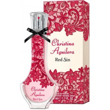 "Парфюмированная вода Christina ""Red Sin"", 100ml"
