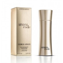 "Туалетная вода Giorgio Armani ""Armani Code Golden Edition"", 75 ml"