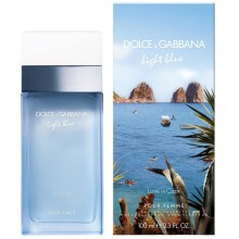 "Туалетная вода Dolce and Gabbana ""Light Blue Love in Capri"", 100 ml"