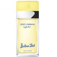 "Туалетная вода Dolce and Gabbana ""Light Blue Italian Zest"", 100 ml"