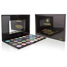 "Палитра теней Chanel ""Magic Shine Eye Shadow 28 colors"""