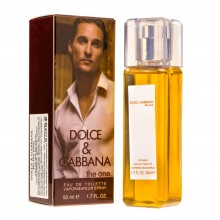 "Парфюмерная вода Dolce And Gabbana ""The One For Men"", 50 ml (суперстойкий)"