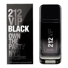 "Туалетная вода Carolina Herrera ""212 VIP Black Own The Party Nyc For Men"", 100 ml"