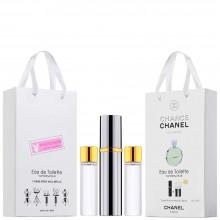 "Набор с феромонами Chanel ""Chance Eau Fraiche"", 3х15ml"