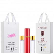 """Набор с феромонами Givenchy """"Pour Homme"""", 3х15ml"""