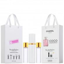 """Набор с феромонами Chanel """"Coco Mademoiselle"""", 3х15ml"""