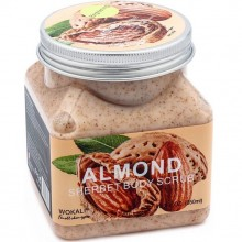 "Скраб для тела ""Wokali Almond Sherbet Body Scrub"", 350 ml"