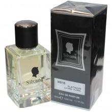 "Парфюмерная вода Silvana M 816 ""PLATINIUM"", 50 ml"