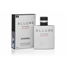 """Туалетная вода Chanel """"Allure Homme Sport"""" 100 ml (ОАЭ)"""