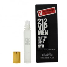 "Духи с феромонами Carolina Herrera ""212 Vip Men"", 10ml"