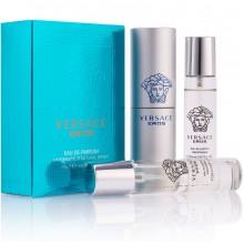 """Versace """"Eros For Men"""", 3x20 ml"""