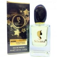 "Парфюмерная вода Silvana W 366 ""NARCOTIQUE"", 50 ml"