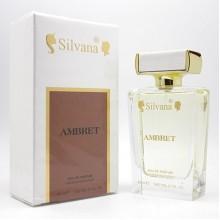 "Парфюмерная вода Silvana ""Ambret"", 80ml"