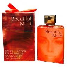 "Парфюмерная вода ""Beautiful Mind"", 100 ml"