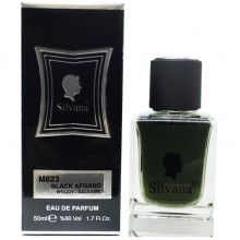 "Парфюмерная вода Silvana M 823 ""BLACK AFGANO"", 50 ml"