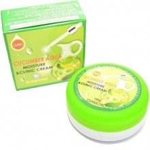 "Крем для лица увлажняющий Diamond ""Cucumber Aqua Moisture Clinic Cream"", 100ml"