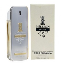 Тестер Paco Rabanne 1 Million Lucky, 100 ml