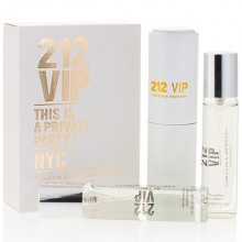 "Carolina Herrera ""212 VIP"", 3x20 ml"