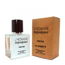 "Тестер Yves Saint Laurent ""L'homme"", 50ml"