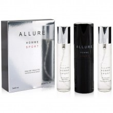 "Chanel ""Allure Homme Sport"", 3x20 ml"