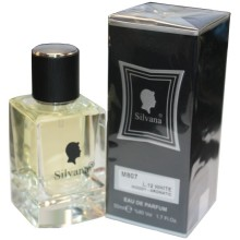"Парфюмерная вода Silvana M 807 ""L.12 WHITE"", 50 ml"