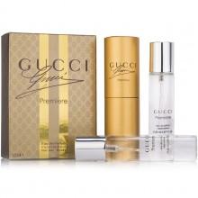 """Gucci """"Gucci Premiere"""", 3x20 ml"""