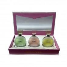 Подарочный набор Chanel Eau De Parfum, 3x20 ml