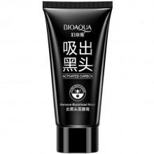 "Маска-плёнка Bioaqua ""Activated Carbon Remove Blackhead Mask"", 60g"